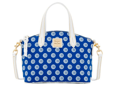 Chicago Cubs Dooney & Bourke Ruby Mini Satchel Crossbody