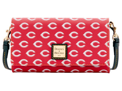 Cincinnati Reds Dooney & Bourke Daphne Crossbody Wallet