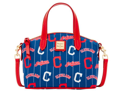 Cleveland Indians Dooney & Bourke Nylon Ruby Mini Satchel XBody