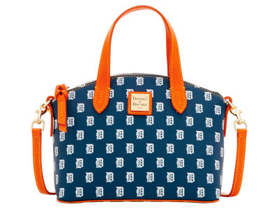 Detroit Tigers Dooney & Bourke Ruby Mini Satchel Crossbody