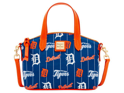 Detroit Tigers Dooney & Bourke Nylon Ruby Mini Satchel XBody