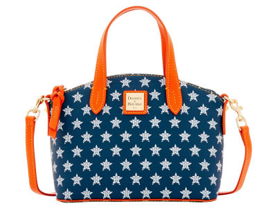 Houston Astros Dooney & Bourke Ruby Mini Satchel Crossbody