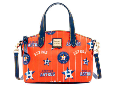 Houston Astros Dooney & Bourke Nylon Ruby Mini Satchel XBody