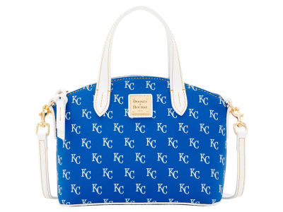 Kansas City Royals Dooney & Bourke Ruby Mini Satchel Crossbody