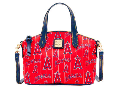 Los Angeles Angels Dooney & Bourke Nylon Ruby Mini Satchel XBody