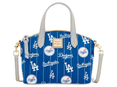 Los Angeles Dodgers Dooney & Bourke Nylon Ruby Mini Satchel XBody