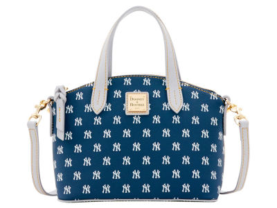 New York Yankees Dooney & Bourke Ruby Mini Satchel Crossbody