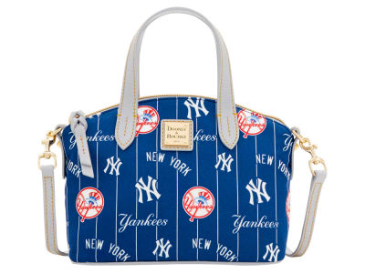 New York Yankees Dooney & Bourke Nylon Ruby Mini Satchel XBody