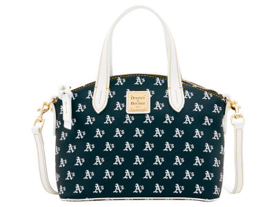Oakland Athletics Dooney & Bourke Ruby Mini Satchel Crossbody