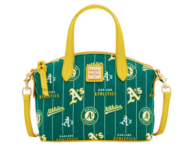 Oakland Athletics Dooney & Bourke Nylon Ruby Mini Satchel XBody