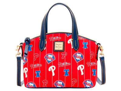 Philadelphia Phillies Dooney & Bourke Nylon Ruby Mini Satchel XBody