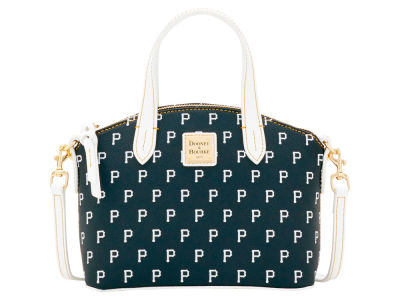 Pittsburgh Pirates Dooney & Bourke Ruby Mini Satchel Crossbody