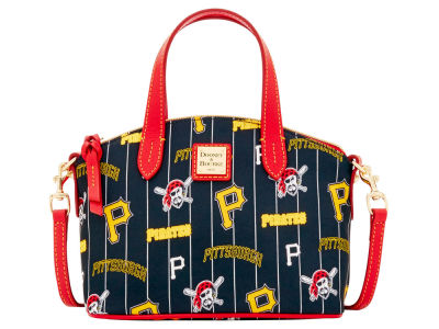 Pittsburgh Pirates Dooney & Bourke Nylon Ruby Mini Satchel XBody