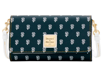 San Francisco Giants Dooney & Bourke Daphne Crossbody Wallet