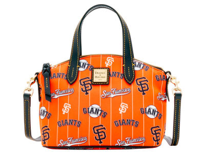 San Francisco Giants Dooney & Bourke Nylon Ruby Mini Satchel XBody