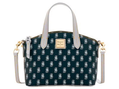 Seattle Mariners Dooney & Bourke Ruby Mini Satchel Crossbody