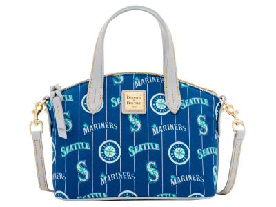 Seattle Mariners Dooney & Bourke Nylon Ruby Mini Satchel XBody