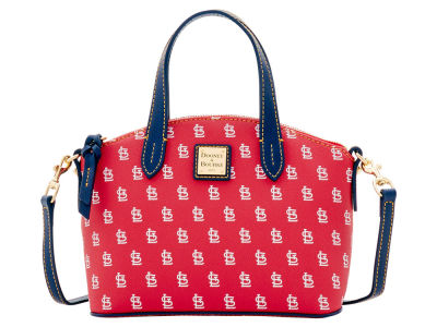 St. Louis Cardinals Dooney & Bourke Ruby Mini Satchel Crossbody