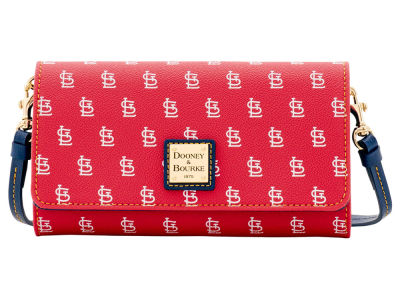 St. Louis Cardinals Dooney & Bourke Daphne Crossbody Wallet
