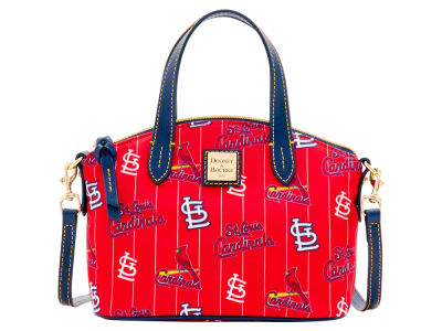St. Louis Cardinals Dooney & Bourke Nylon Ruby Mini Satchel XBody