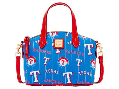Texas Rangers Dooney & Bourke Nylon Ruby Mini Satchel XBody