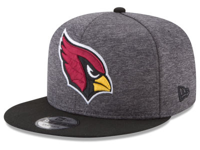 Arizona Cardinals New Era NFL Heather Huge 9FIFTY Snapback Cap