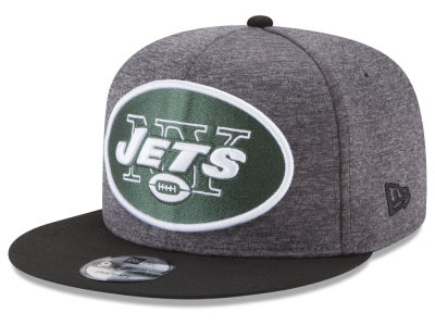 New York Jets New Era NFL Heather Huge 9FIFTY Snapback Cap