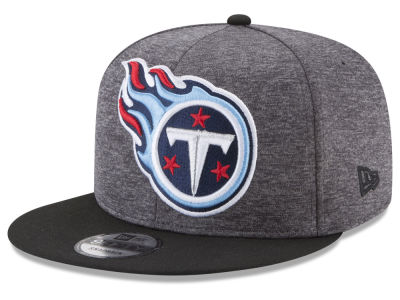 Tennessee Titans New Era NFL Heather Huge 9FIFTY Snapback Cap