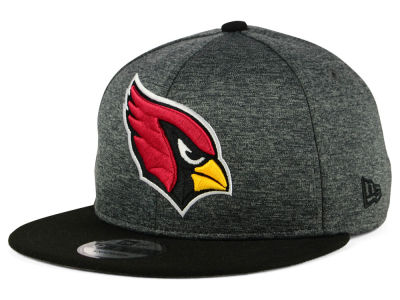 Arizona Cardinals New Era NFL Kids Heather Huge 9FIFTY Snapback Cap