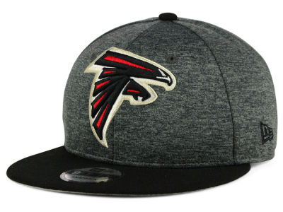 Atlanta Falcons New Era NFL Kids Heather Huge 9FIFTY Snapback Cap