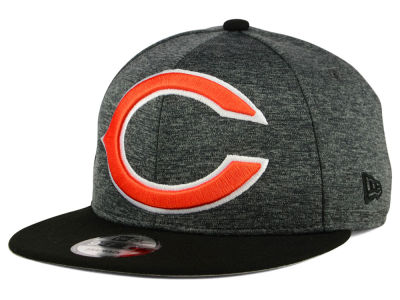 Chicago Bears New Era NFL Kids Heather Huge 9FIFTY Snapback Cap