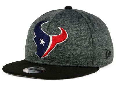 Houston Texans New Era NFL Kids Heather Huge 9FIFTY Snapback Cap