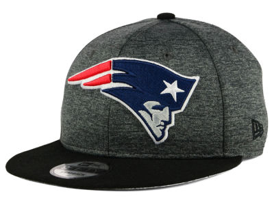New England Patriots New Era NFL Kids Heather Huge 9FIFTY Snapback Cap