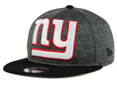 New York Giants New Era NFL Kids Heather Huge 9FIFTY Snapback Cap