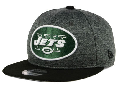 New York Jets New Era NFL Kids Heather Huge 9FIFTY Snapback Cap