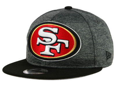 San Francisco 49ers New Era NFL Kids Heather Huge 9FIFTY Snapback Cap