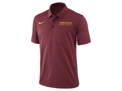 Iowa State Cyclones Nike 2017 NCAA Men's Basketball Polo