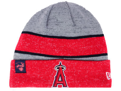 Los Angeles Angels New Era 2017 MLB On Field Sport Knit
