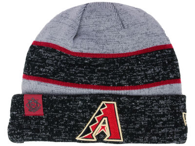 Arizona Diamondbacks New Era 2017 MLB On Field Sport Knit