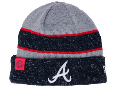 Atlanta Braves New Era 2017 MLB On Field Sport Knit