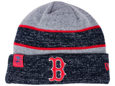 Boston Red Sox New Era 2017 MLB On Field Sport Knit