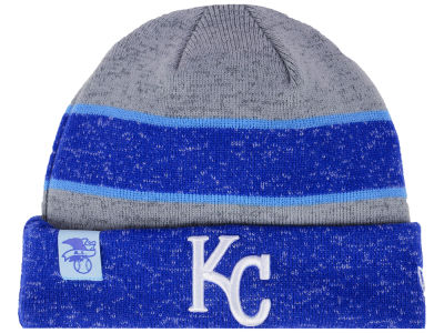 Kansas City Royals New Era 2017 MLB On Field Sport Knit