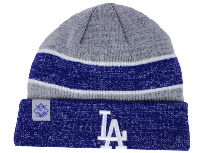 Los Angeles Dodgers New Era 2017 MLB On Field Sport Knit