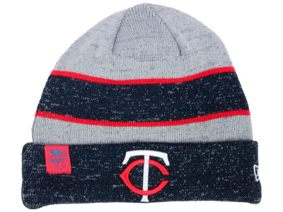 Minnesota Twins New Era 2017 MLB On Field Sport Knit