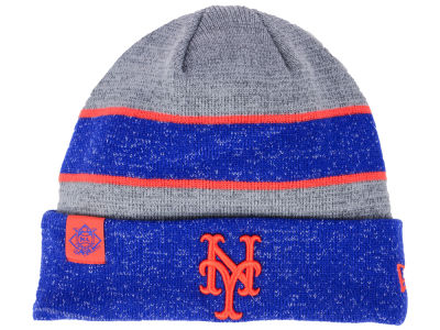 New York Mets New Era 2017 MLB On Field Sport Knit