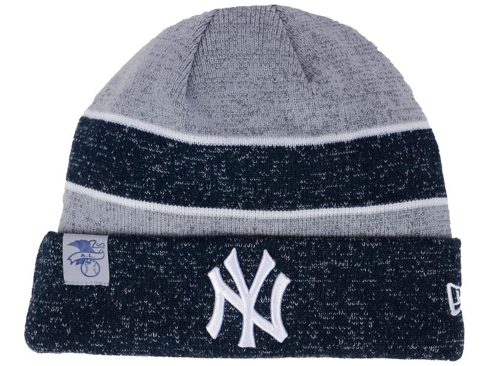 New York Yankees New Era 2017 MLB On Field Sport Knit  090b96781