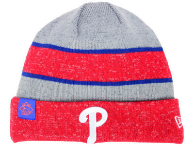 Philadelphia Phillies New Era 2017 MLB On Field Sport Knit