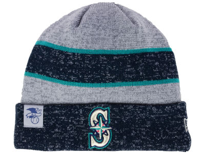 Seattle Mariners New Era 2017 MLB On Field Sport Knit