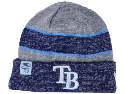 Tampa Bay Rays New Era 2017 MLB On Field Sport Knit