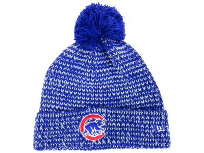 Chicago Cubs New Era MLB Frosty Knit